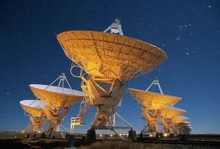 Радиотелескопы для программ SETI