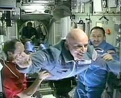 Денниса Тито - первый космический турист